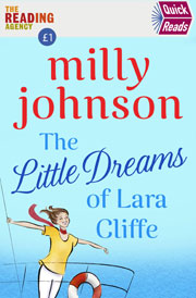 The Little Dreams of Lara Cliffe cover