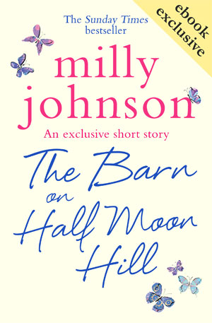 The Barn on Half Moon Hill cover