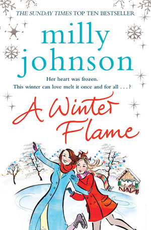 A Winter Flame cover