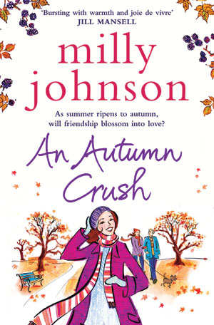 An Autumn Crush cover