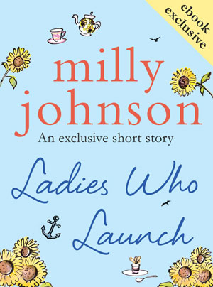 Ladies Who Launch cover