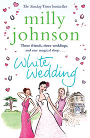White Wedding by Milly Johnson