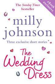 The Wedding Dress by Milly Johnson