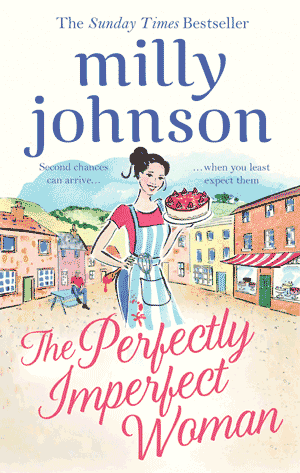 The Perfectly Imperfect Woman cover