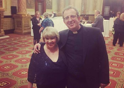 Rev Richard Coles… swoon!