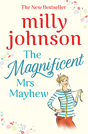 The Magnificent Mrs Mayhew cover