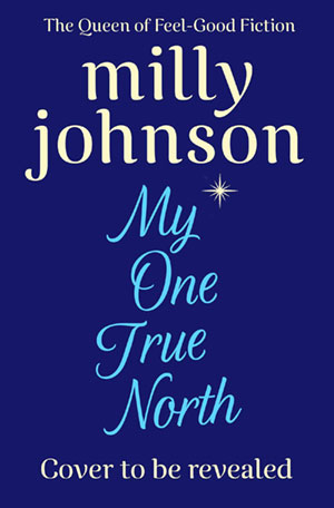 My One True North by Milly Johnson - temporary cover
