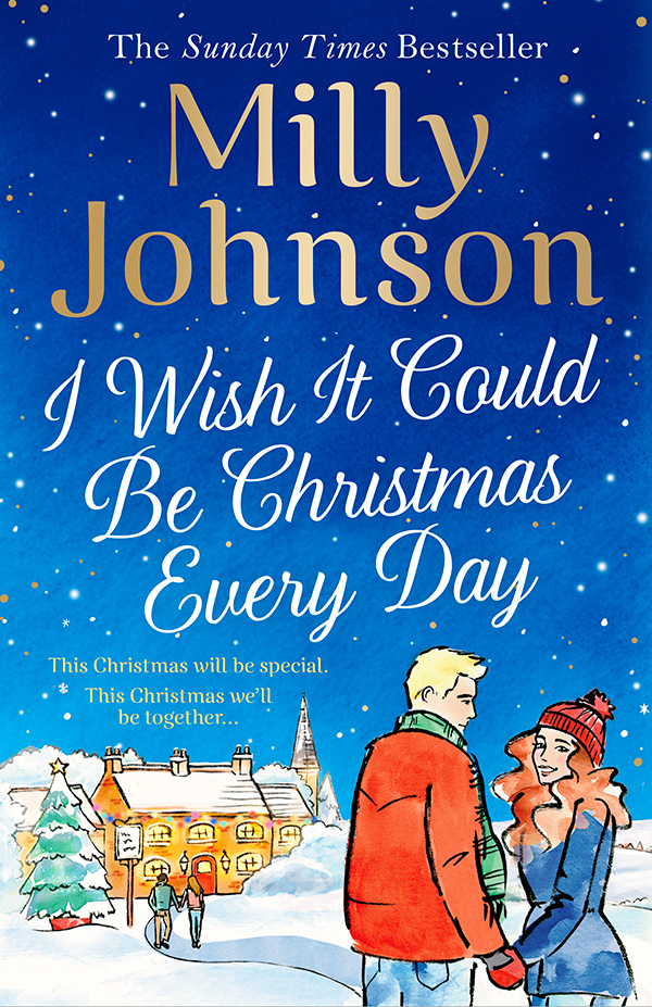 I Wish it Could Be Christmas Every Day cover