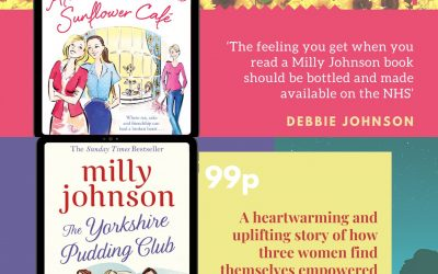 May Special 2 books at 99p each